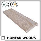 Marco de puerta de madera de América con madera de pino