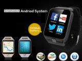 Android 4.4 Doppel-Kern Mtk6572 intelligenter Uhr-Handy