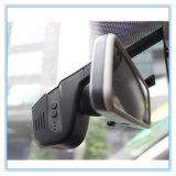 Kein Bildschirm-Miniauto DVR mit WiFi auf beweglichem Phone/PC