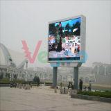 Indicador de diodo emissor de luz ao ar livre do vídeo de cor P6.67 cheia para anunciar a tela