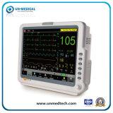 Do veterinário grande da tela de 17 polegadas monitor paciente veterinário com multi parâmetros