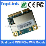 El chipset 300Mbps de Broadcom 43228 se dobla módulo sin hilos de alta velocidad de Pcie WiFi de la buena calidad de la venda mini