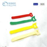 Prendedor plástico do laço da alta qualidade