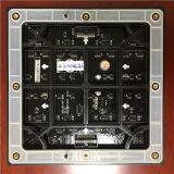 Módulo ao ar livre da visualização óptica do diodo emissor de luz da cor P6 cheia