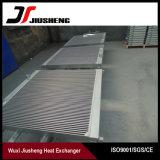 Post-refroidisseur de compresseur personnalisé par aluminium de haute performance pour Sullair