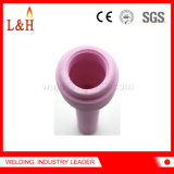 Ugello del passaggio del gas di ceramica standard di saldatura