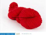 豪華で柔らかく柔らかいヤーンを編む熱い販売の赤ん坊ヤーンアクリル手