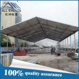 20m großes Zelt, Wraehouse Zelt