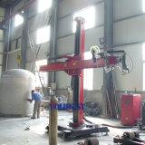 탱크 실린더 관 관을%s 자동적인 원형 솔기 용접 기계