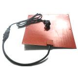 Hohe Effiency elektrische flexible Silikon-Gummi-Heizung