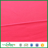 Hoja de cama de color sólido Polar polar con tela anti-pilling Fabricado en China