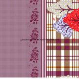 100%Polyester Sapling Pigment&Disperse напечатал ткань для комплекта постельных принадлежностей
