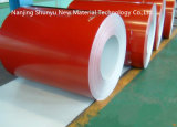Цвет Prepainted гальванизированные катушки нержавеющей стали для строительных материалов