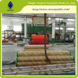 Tessuti rivestiti del PVC per le tende Tb033