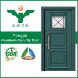 알루미늄 안전 문은 문을 밖으로 진동한다