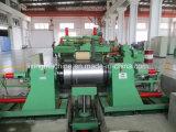 Línea hidráulica fábrica el rajar y el rebobinar del chino de la máquina
