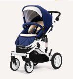 Qualitäts-Aluminiumbaby-Kinderwagen-Babypram-Baby-Spaziergänger mit Prüfung En1888