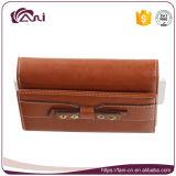 Тонкий бумажник для женщин, повелительница Рука Портмоне PU кожаный малая