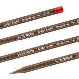 Hb de madera de los lápices con el extremo de la INMERSIÓN