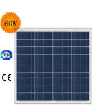 comitato solare policristallino 60W per il sistema domestico PV di energia solare