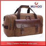 Le grand bagage de molleton de course de toile folâtre le sac pour extérieur