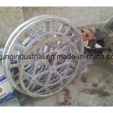 Aluminium van de Gieterij van het Magnesium van het Brons van het aluminium het Gietende Gietende
