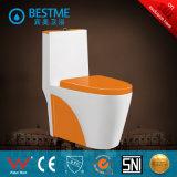 Baldeo de cerámica de China de la manera/tocador sanitario de las mercancías de Siphonice con el precio barato (BC-2027-G)
