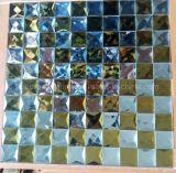 Mosaico de cristal del espejo del mosaico del diamante (HD091)