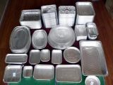 Польза еды пользы кухни фольги алюминиевого контейнера