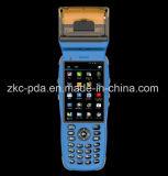 Zkc3502 소형 어려운 Barcode 스캐너 POS 단말기