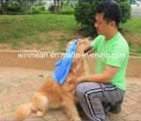Grande tovagliolo di asciugacapelli del tovagliolo del cane
