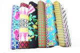 Бумажник верхнего способа покрашенный и вышитый женщин ткани