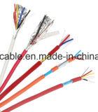 Câble d'alarme protégé par faisceaux de Mutlicores 3 de prix bas pour des systèmes de sécurité