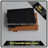 Comitato di parete di alluminio rivestito Qualità-Rassicurante della polvere esterna o interna