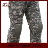 Pantaloni tattici di combattimento della generazione 2 di Airsoft con i pantaloni tattici dei pantaloni del rilievo di ginocchio