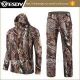 Куртка раковины Hoodie Camo нового вала водоустойчивая мягкая