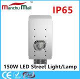 PANNOCCHIA LED di IP65 150W con la lampada di via materiale di conduzione di calore del PCI