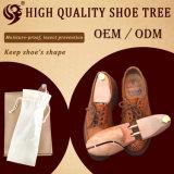 方法新しいデザイン調節可能で安いロゴの木製の靴の心配、靴の木
