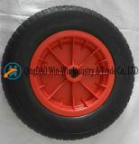 350-8/3.50-8 L'unità di elaborazione forma la rotella con l'orlo di plastica