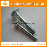 Tornillo del cuello del cuadrado de la cuerda de rosca del estruendo 603 de la alta calidad medio
