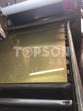 201 304 miroir laminé à froid 8k gravé en acier inoxydable feuille de couleur pour la décoration de l'ascenseur