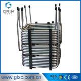 Tubo de la bobina de la eficacia alta para el cambiador de calor del tubo 304