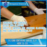 Silicones-Contenant l'agent extérieur de glissade (SL-333)