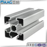 Cadena de producción industrial ranurada T aluminio/perfil de aluminio