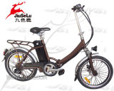 "20 "" Madame multicolore Electric Folding Bicycle (JSL039Z-9) du bâti 36V 250W d'aluminium d'alliage"