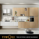 Progettare le cucine per il cliente europee dai fornitori di qualità superiore Tivo-0059h dell'armadio da cucina