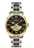 Wristwatch каркасных людей автоматического Jewellery высокого качества