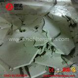 Hot telas de filtro de cerámica de barro Wearable