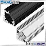 LED Profil en aluminium LED Strip Light Aluminium Profil V Type plat Rail Aluminium