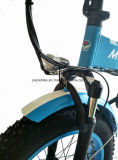 Nuevo diseño de 20 pulgadas de nieve grasa Stromer eléctrico de vehículos plegables con batería de litio E Bike Fat